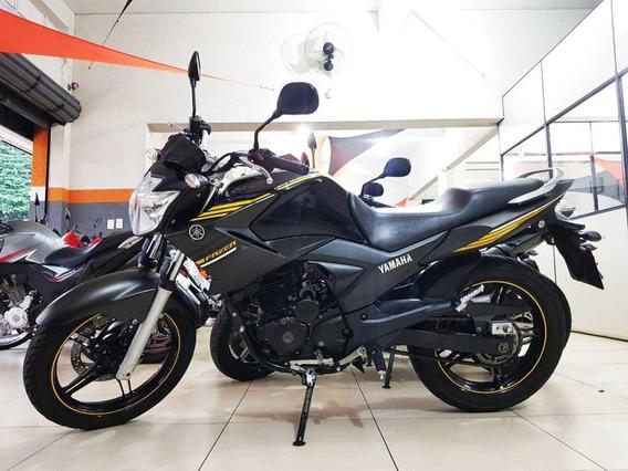 Yamaha Ys 250 Fazer 2014 Preta Cod:.1011