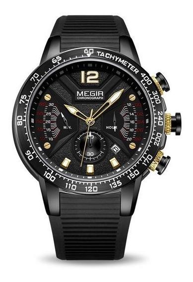 Relógio Megir 2106 Masculino Original Promoção