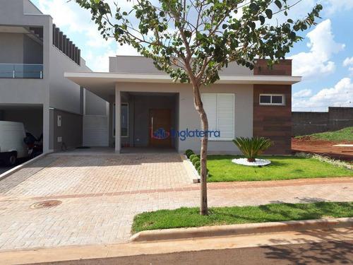 Casa À Venda, 142 M² Por R$ 689.000,00 - Parque Tauá - Londrina/pr - Ca1126