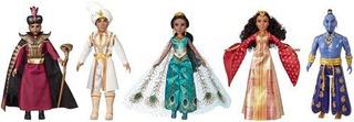 Hasbro - Disney Aladdin Agrabah Colección De Muñecas