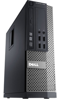 Dell Optiplex 990sff Core I5 2400 4gb 500gb Hdd Usado