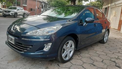 Peugeot 408 2.0 Feline 143cv 2012