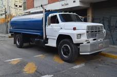 Agua Potable Por Cisterna