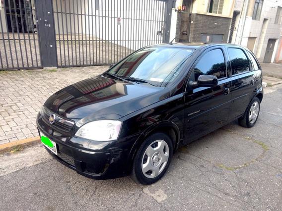 Corsa Hatch Premium 1.4 Econoflex - 2010 - Baixo Km!