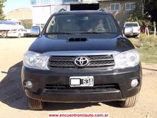 Toyota Sw4 Srv 4x4 Full Excelente Estado Cantore