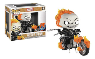 Funko Pop! Rides   Marvel Ghost Rider 33 (px Exclusive)