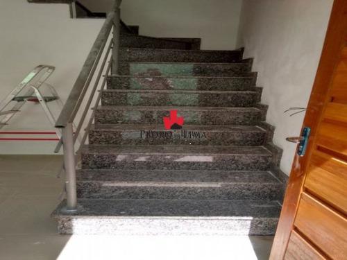 Sobrado Em Condomínio Fechado 2 Dormitórios E 1 Vaga, Em Vila Princesa Isabel. - Pe25226