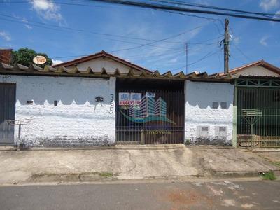 Casa Com 2 Dormitórios Para Alugar, 60 M² Por R$ 900/mês - Jardim São Sebastião - Hortolândia/sp - Ca0366