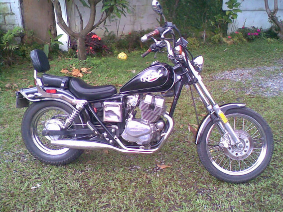 Honda Rebel 250 Cc