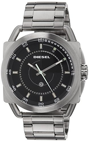 f18a651f5db2 Reloj De Hombre Diesel Analog Steel Diesel Dz1579
