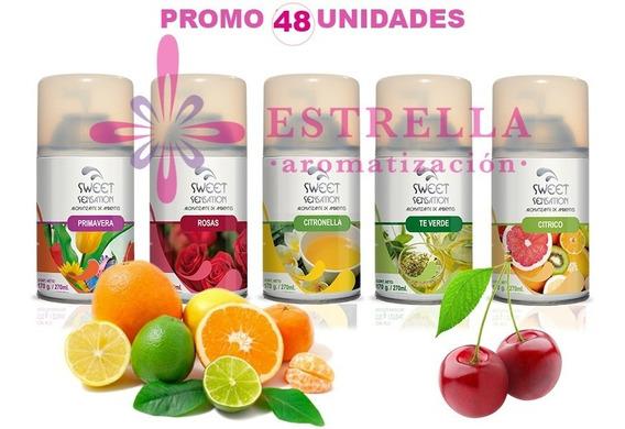 Fragancias Sweet Sensation X 48 Envio Gratis A Todo El Pais