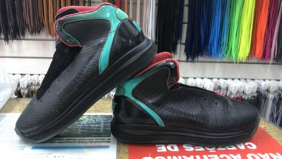 Tênis Nike Basquete Lebron Kobe Kd Air Max Blackout Carbono