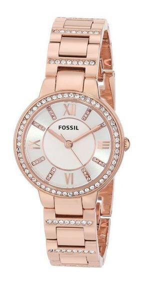 Relógio Fossil De Pulso Feminino Es3284