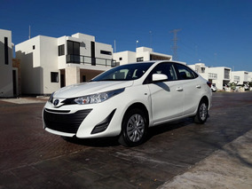 Toyota Yaris 1.5 Core Sedan Mt 2018