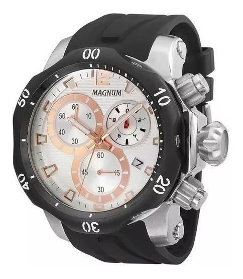 Relógio Masculino Magnum - Modelo Ma33755
