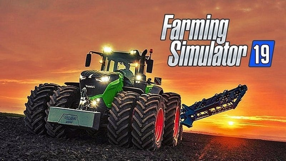 Farming Simulator Para Pc + Pack Com 200 Mods + Brinde