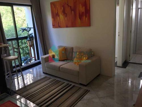 Imagem 1 de 12 de Flat-à Venda-laranjeiras-rio De Janeiro - Bofl10015