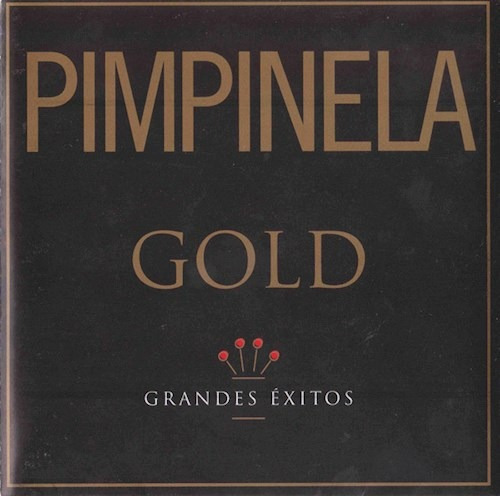 Gold - Pimpinela (cd)