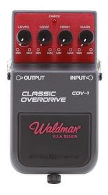 Pedal Para Guitarra Waldman Classic Overdrive - Cov-1