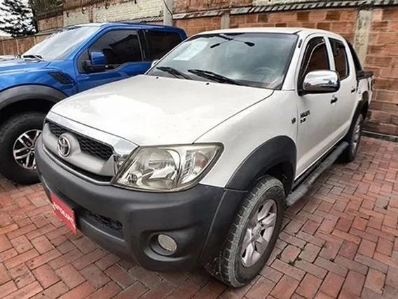 Toyota Hilux Dc Mec 2,5 Diesel Diesel 4x4