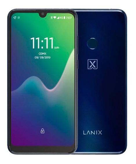 Celular Lanix Lte Ilium Alpha 5s Azul