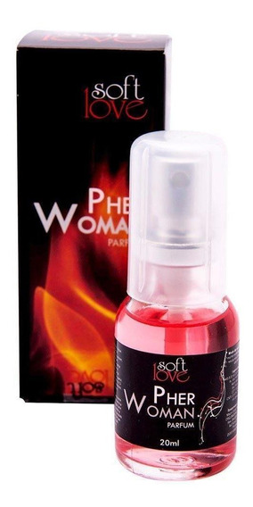 Perfume Soft Love Pher Woman Feminino - 20ml