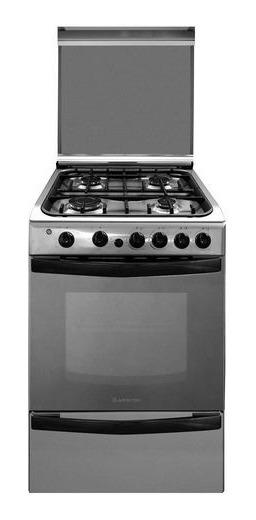 Cocina Ariston Tapa Vidrio Grill Electrico Encendido E Timer