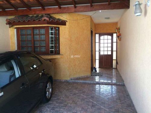 Imagem 1 de 30 de Venda Sobrado 3 Dormitórios Jardim Santa Cecília Guarulhos R$ 585.000,00 - 35052v