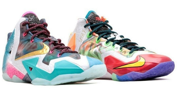 Lebron 11 What The