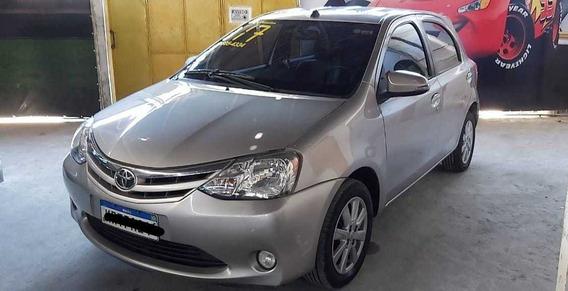 Toyota Etios Automático Completo Sem Entrada + 48x Lindo!!!!