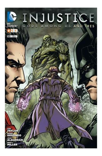 Injustice: Gods Among Us No. 30 / Año 3