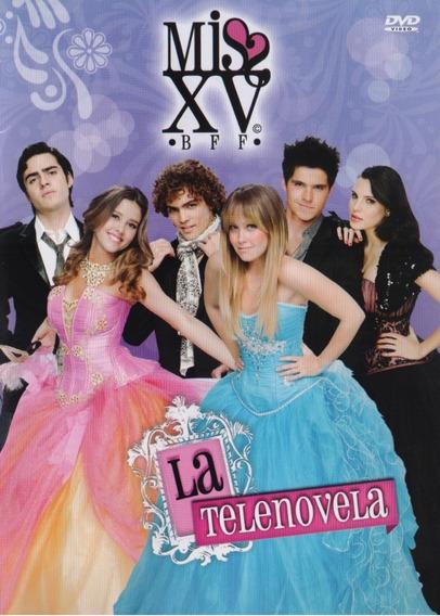 Mis Xv 15 Bff Eleazar Gomez Telenovela Dvd