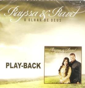 Cd Rayssa & Ravel - Olhar De Deus - Playback- Novo Lacrado**