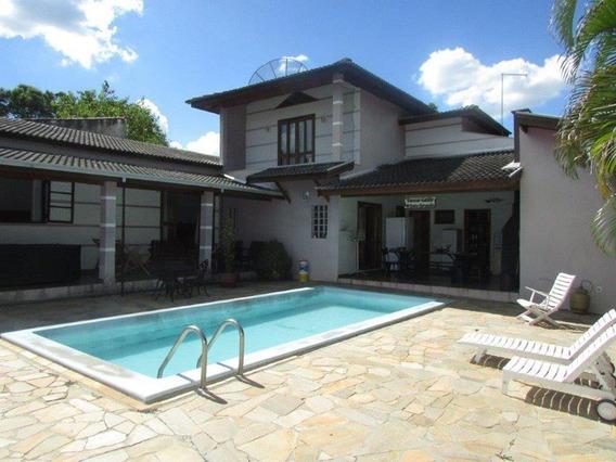 Casa De Condomínio À Venda, 6 Quartos, 13 Vagas, Condomínio Santa Inês - Itu/sp - 11502