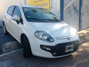 Fiat Punto 1.4 Attractive Pack Top Anticipo Y Cuotas (gpb)