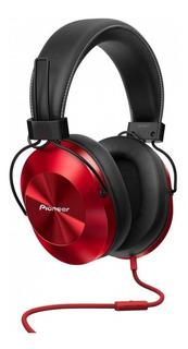 Audifonos On Ear Pioneer Hi-res Se-ms5t Rojo- Audiomobile