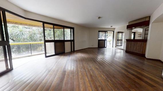 Apto No Campo Belo, Com 4 Dorms (todos Suites), 360 M², Prox As Avs. Sto Amaro E Ver Jose Diniz - Sf29387