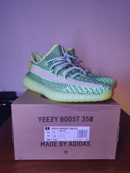 adidas Yeezy 350 V2 Yeezreel Non Reflective 42br Nf adidas