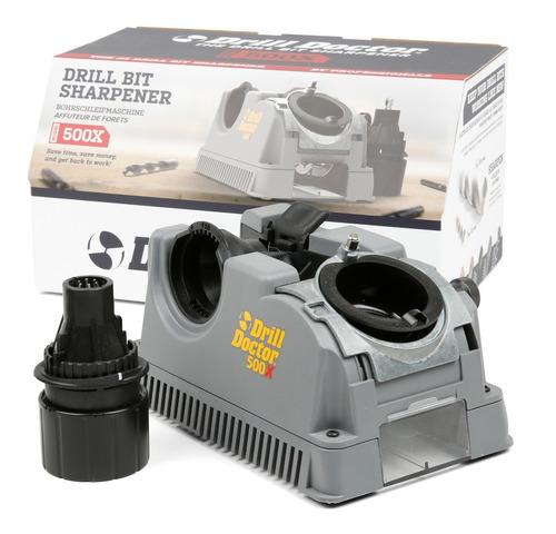 Afiladora De Brocas Drill Doctor 500x / Uso Mediano/taller