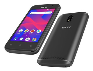 Telefono Celular Blu C4 1.3ghz Qcore 8gb, 8mp Android 8.1