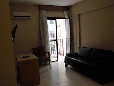 Flat Com 1 Dorm, Gonzaga, Santos - R$ 250 Mil, Cod: 13592 - V13592