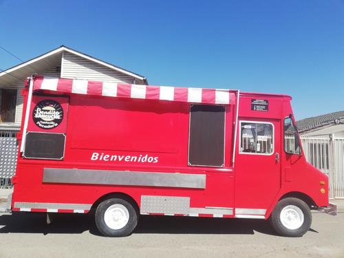 Imagen 1 de 7 de Food Truck Camión De Comida Arriendo