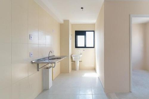 Apartamento Com 2 Dormitórios À Venda, 36 M² Por R$ 255.000 - Presidente Altino - Osasco/sp - Ap4749