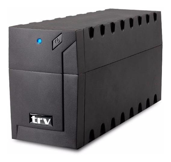 Ups Estabilizador Bateria Externa Pc Tv Cctv Computadora