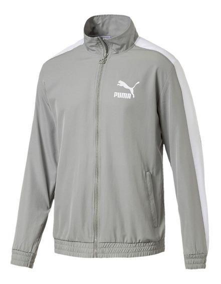 Jaqueta Puma Quebra-vento Iconic T7 Track Jacket Woven