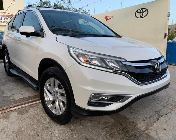 Honda Cr-v Americana Full Nueva