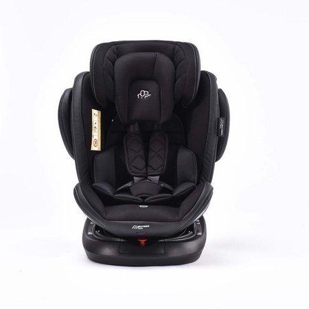 Cadeira Soft Fix 360° Isofix 0-36 Kg Multikids