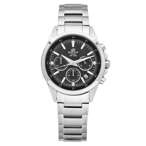 Reloj Casio Efr-527d Cronografo Acero  Envio Gratis Original