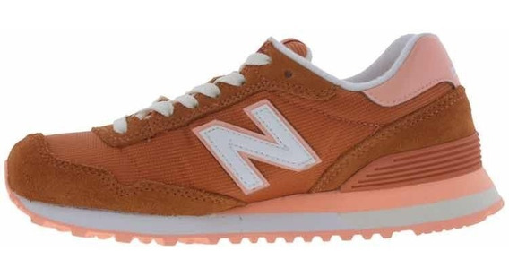 Tênis New Balance Laranja/rosa Semi Novo (usado 2 Vezes)
