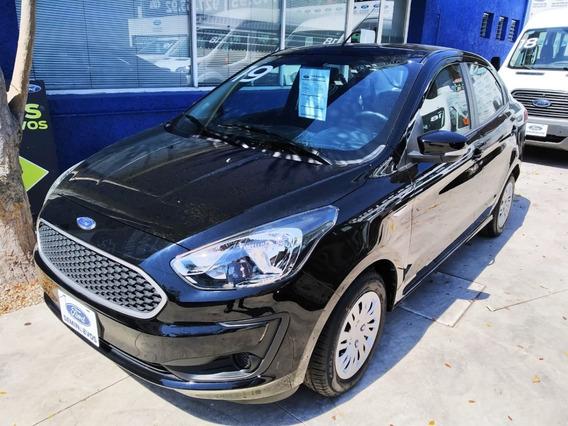 Hermoso Ford Figo Mod 2019